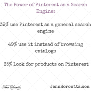 Pinterest-as-search-engine